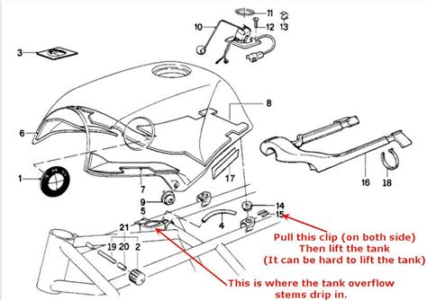 1985 Bmw K100 Wiring Diagram by Tank Removal Where Are Those