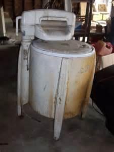 Speed Queen Wringer Washing Machine