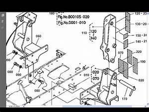 Kubota Bx2200 Parts Diagram : kubota la 210 211 tractor loader parts manuals 125pgs for ~ A.2002-acura-tl-radio.info Haus und Dekorationen