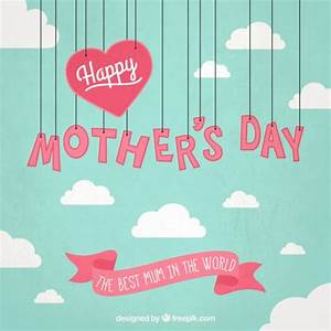 Mothers Day Vectors, Photos and PSD files | Free Download