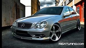 Mercedes W203 Tuning : mercedes c class w203 tuning amg body kit youtube ~ Jslefanu.com Haus und Dekorationen