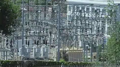 power restored  thousands  massive outage