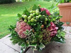 Herbstgestecke Für Draußen : strau der woche 4 peine ~ Michelbontemps.com Haus und Dekorationen