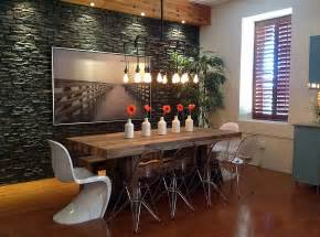 30 ways to create a trendy industrial dining room - Small Kitchen Dining Room Design Ideas