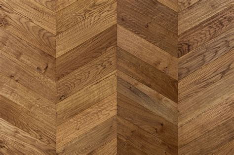 textured  oak chevron element