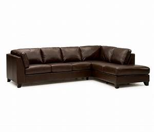 palliser como leather sectional collier39s furniture expo With palliser sectional leather sofa