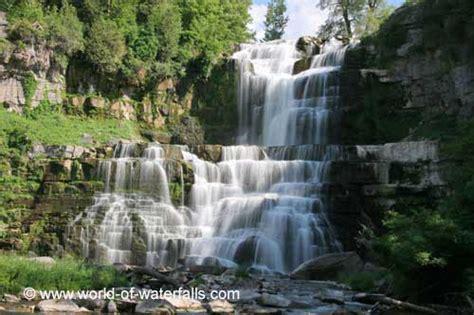 chittenango falls madison county new york usa