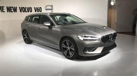 new 2019 volvo v60 2019 volvo v60 price release date review interior