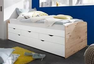 Funktionsbett Mit 2 Schlafgelegenheit : funktionsbett mit 2 schlafgelegenheit kaufen otto ~ Bigdaddyawards.com Haus und Dekorationen