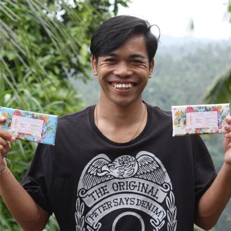 Tabanan Bali 70 Bar(80g)