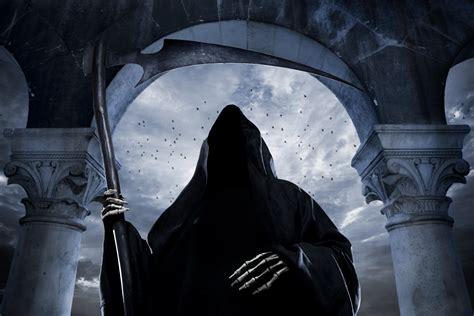 dark undead reaper wallpapers hd desktop  mobile backgrounds