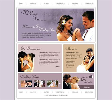 Wedding Website Templates Closed Looking For Web Designer Free Website Templates