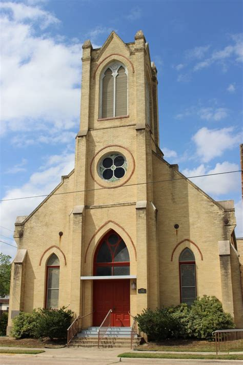 Trinity Lutheran Church, Victoria, TX | Texas Churches ...