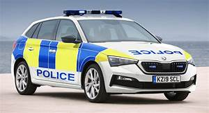 Skoda Wants To Serve And Protect With Uk U0026 39 S New Scala