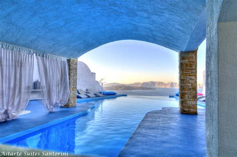 Santorini Greece Astarte Suites Hotel Santorini Greece