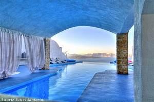 Santorini pools astarte suites hotel santorini greece for Honeymoon packages santorini greece