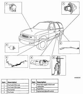Ford Expedition Frame Diagram