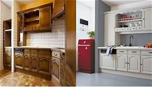 peinture sur plan travail cuisine en carrelage photo avant With ordinary peinture couleur gris taupe 12 cuisine rouge mur couleur lin et apras