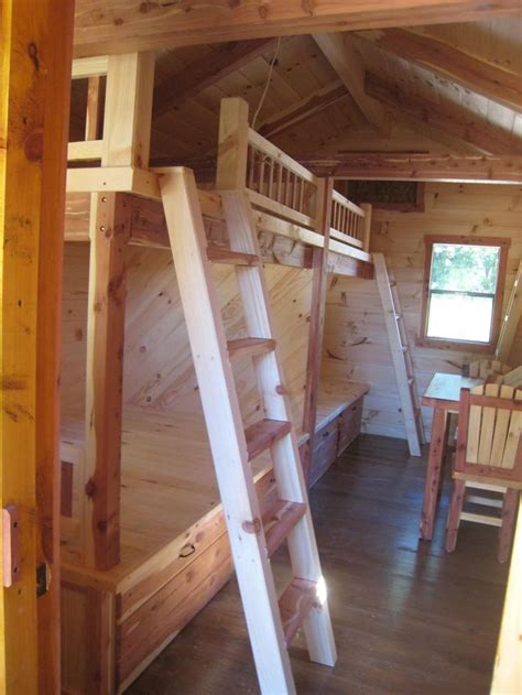 building bunk beds  camper woodworking projects plans