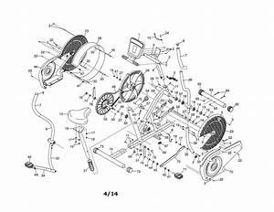 Proform Model 831219221 Cycle Genuine Parts