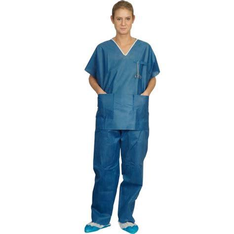 le chauffante cuisine pyjama de bloc jetable tenue médicale non tissé usage unique