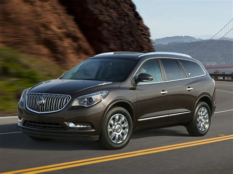 2014 buick enclave price photos reviews features