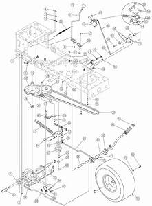 Troy-bilt 13ao77tg766 Parts List And Diagram