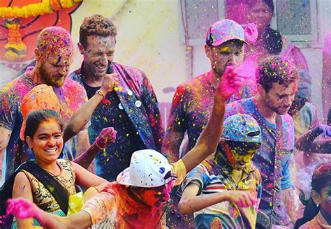 Coldplay Y Beyoncé, Juntos En El Clip Para 'hymn For The
