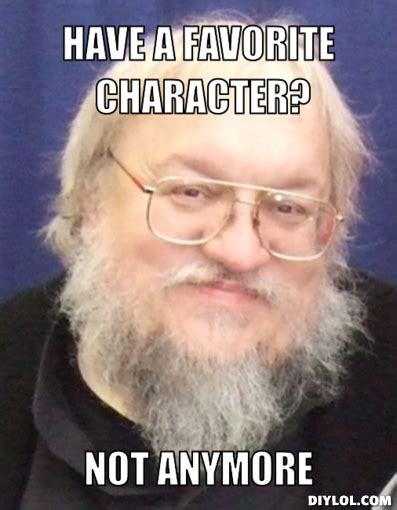 George Rr Martin Meme - 301 moved permanently