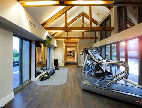 salle de sport 3 gleneagles residence contemporary home scotland by the design practice by uber