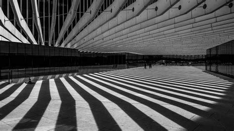 Schwarz Weiß by Fokussiert Schwarz Weiss Motiv Schattenwurf