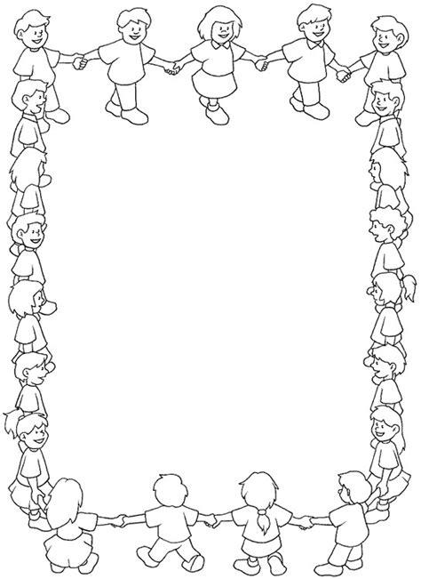 immagini cornici per bambini disegni da colorare per bambini midisegni it con disegni
