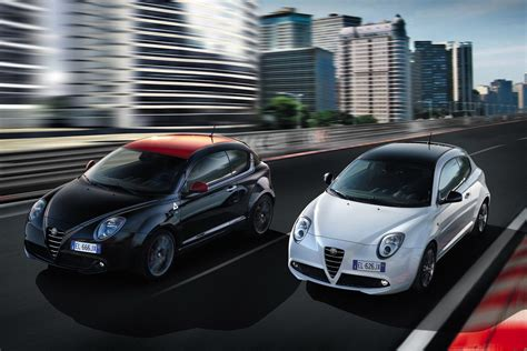 Alfa Romeo Comes At Paris With Two Special Mito Editions