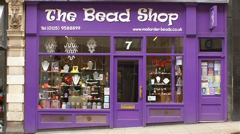 Stores With Beds amid the at the bead shop nottingham ltd