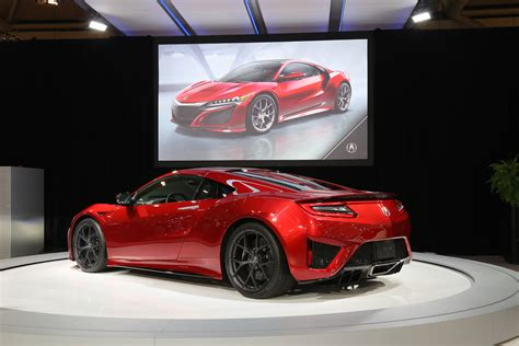 2017 acura nsx msrp review new cars review