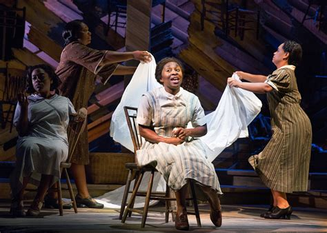 the color purple play highlights and analysis of the 2016 tony awards the new