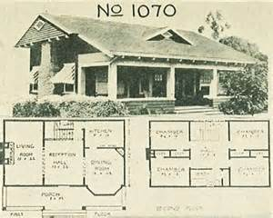 original craftsman bungalow house plans craftsman