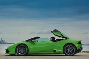 Lamborghini Huracan Spyder : 2016 lamborghini hurac n lp 610 4 spyder first drive review ~ Medecine-chirurgie-esthetiques.com Avis de Voitures