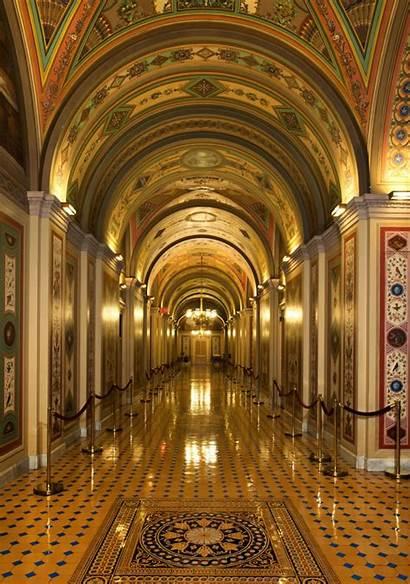 Capitol Inside Buildings Washington Dc Building Interior