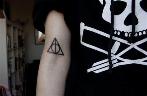 deathly hallows tattoos ideas