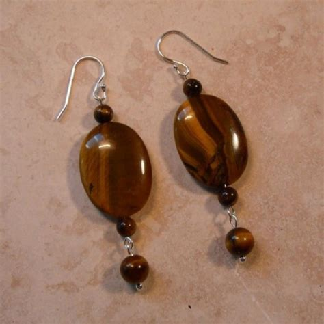 Best Images About Tiger Eye Jewelry Pinterest