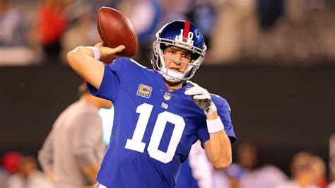 Eli Manning Throws Shade At Chargers With Ruthless Joke
