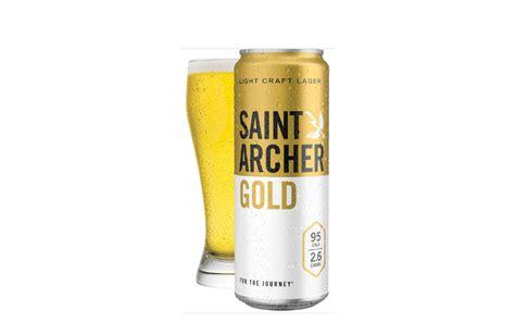 saint archer gold debuts   test markets