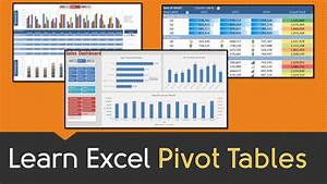 Excel Pivot Table Basics Curious Com