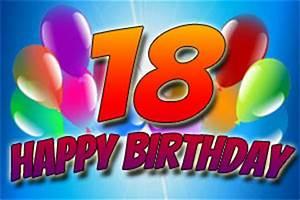 Geburtstagsbilder Zum 18 : geburtstagsbilder 18 geburtstag 3 happy birthday world ~ A.2002-acura-tl-radio.info Haus und Dekorationen
