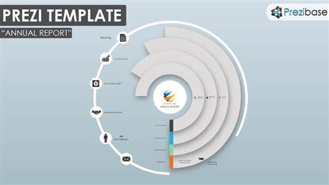 best prezi templates financial annual report analysis