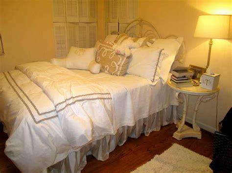 Brown Restoration Hardware Bedroom