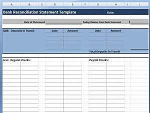 bank reconciliation excel template madosahkotupakkaco With bank reconciliation template xls