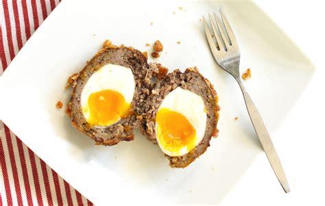 gluten  scotch eggs health home happiness