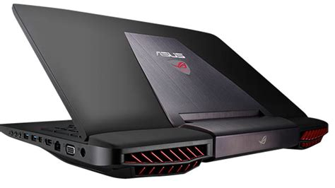 Four New Asus' Rog Laptops Come Calling